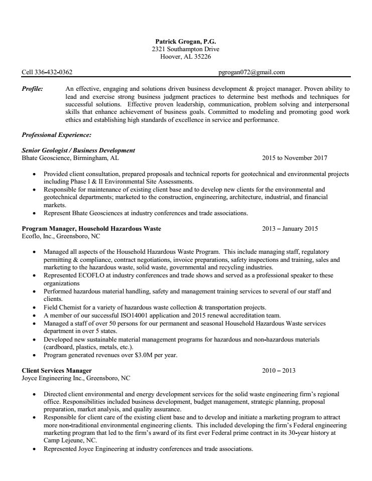 Patrick_Grogan_2018_ENV_Resume_1.0